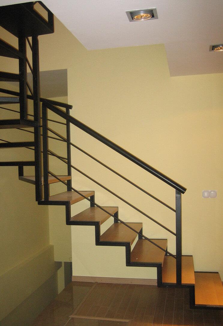 Escaleras ~ Barandas De Hierro Para Escaleras Interiores