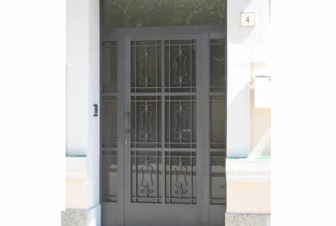 Puertas de hierro Barcelona