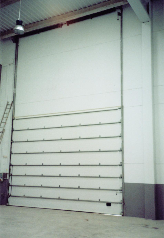 Garaje for Puerta corredera de taller